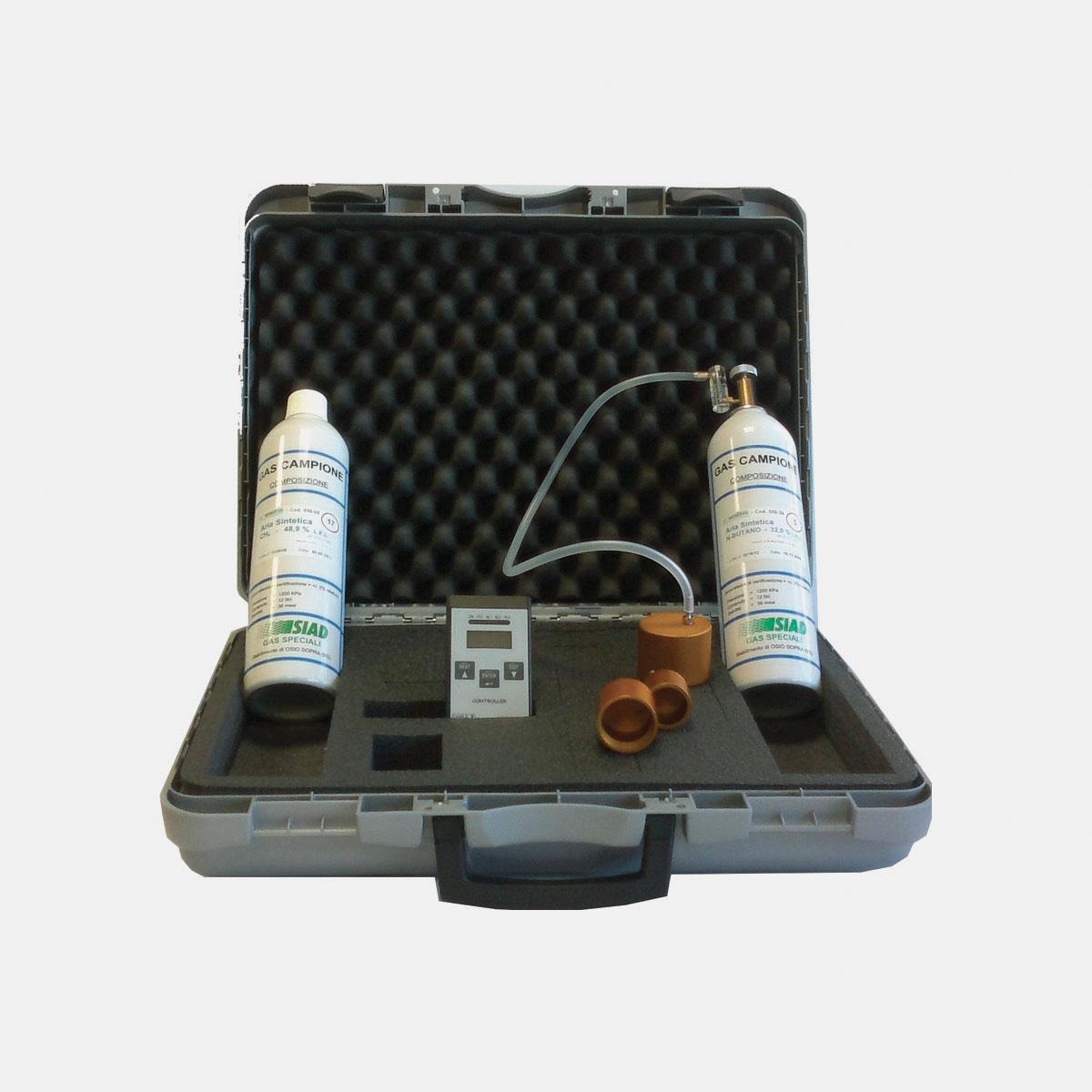 Gas Campione per Test Rilevazione Antincendio